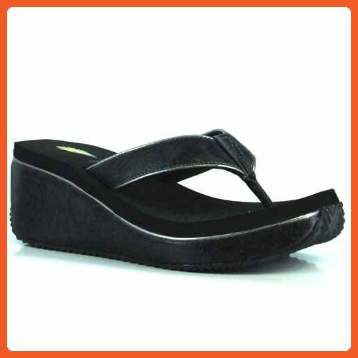 794f65cbf81bc Volatile SAN ANTONIO Black (9) - Sandals for women (*Amazon Partner ...