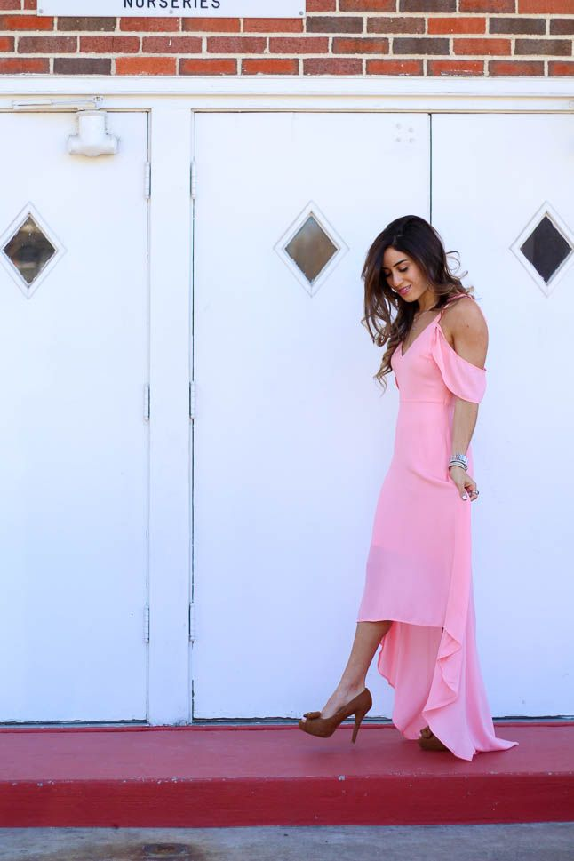 What To Wear to a Spring Wedding | adoubledose.com
