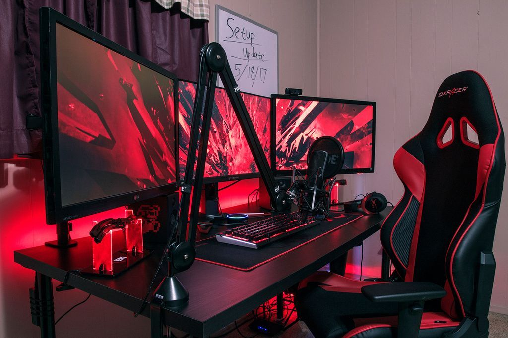 Best Gaming Room Set Up Ideas Video Game Rooms Video Game Room Video Game Room Design