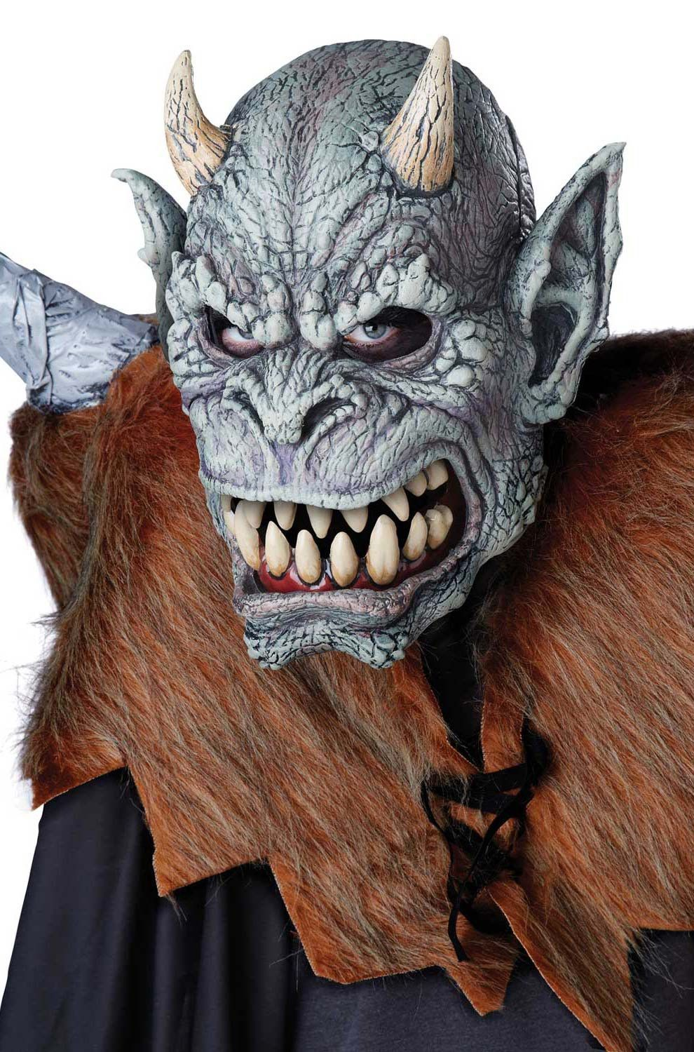 Gargoyle's Awakening Ani Motion Mask | Halloween ideas