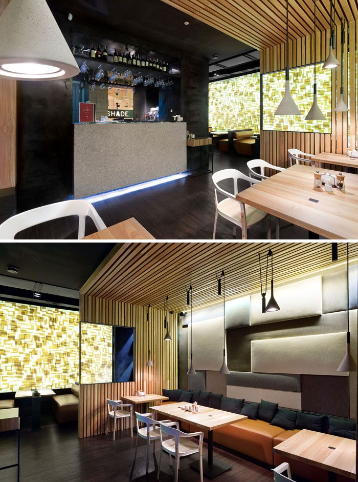 Laboratory Room Design: This Chamber Establishment Designed For 38 Guest Seats Is