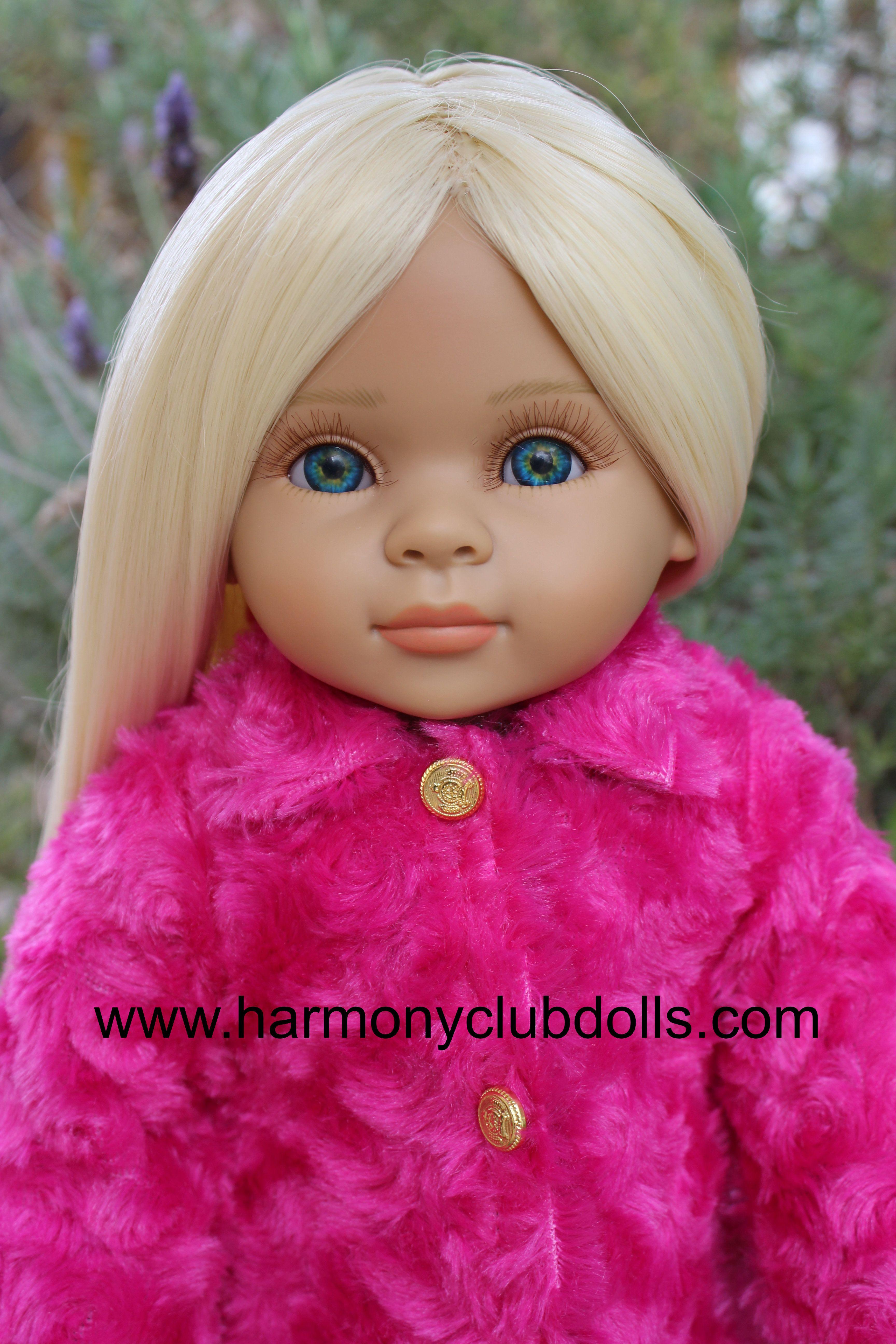 HARMONY CLUB DOLLS. Visit over 300 styles to fit American Girl dolls www.harmonyclubdolls.com