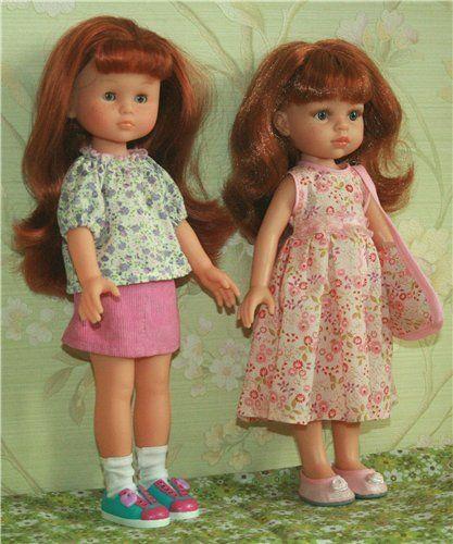 Кого взять в сестры паолочкам? / Paola Reina, Antonio Juan и другие испанские куклы / Бэйбики. Куклы фото. Одежда для кукол