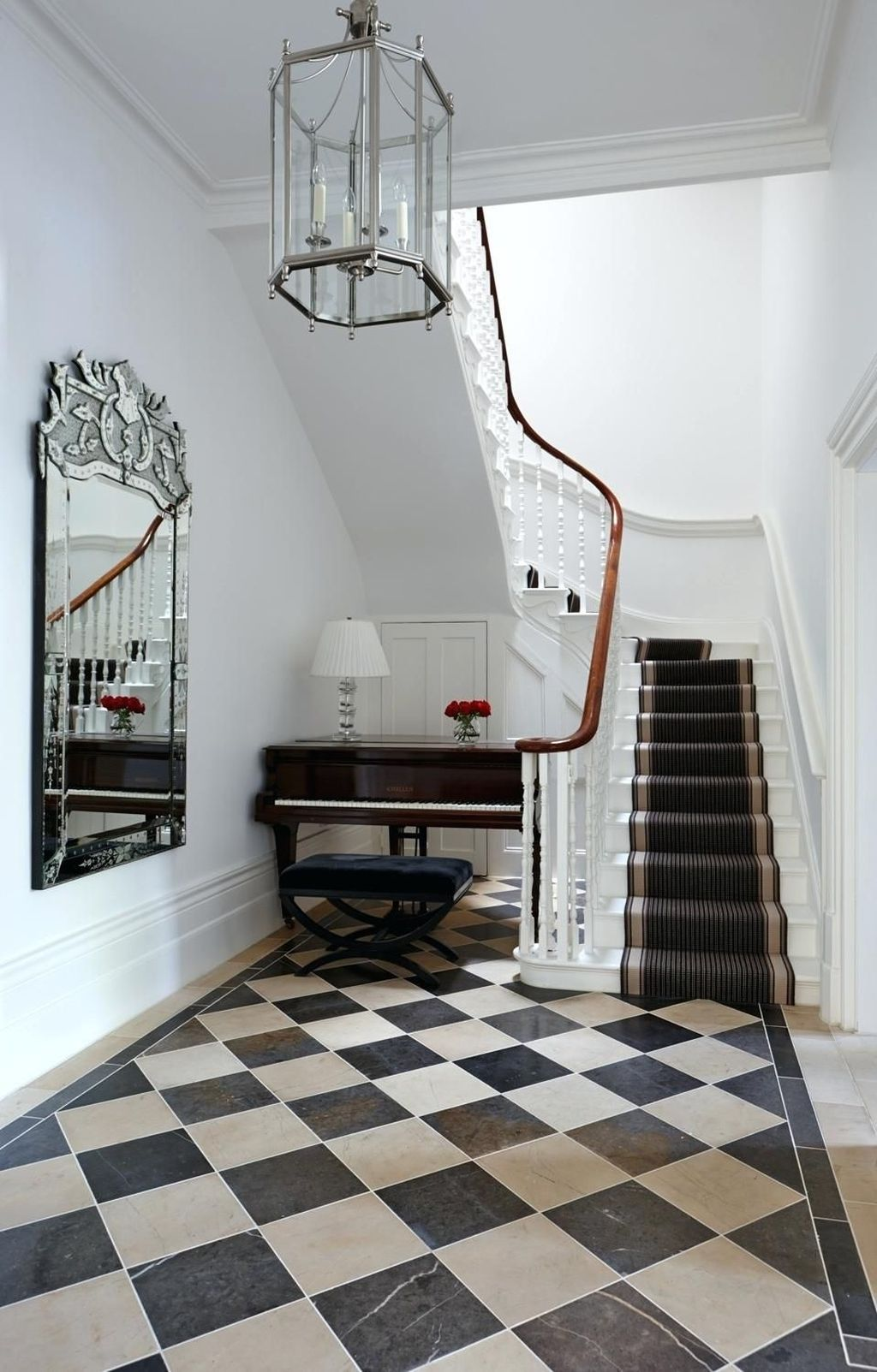 42 Affordable Marble Tiles Design Ideas In The Wooden Floor White Marble Floor White Marble Tile Floor White Tile Floor