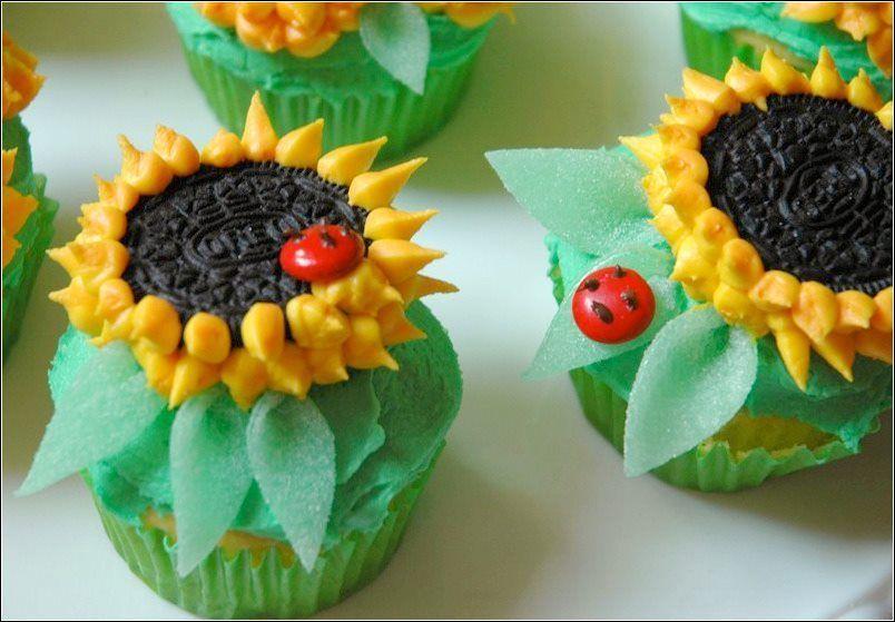 Sunflower Cupcakes ~ Cute! #sunflowercupcakes Sunflower Cupcakes ~ Cute! #sunflowercupcakes Sunflower Cupcakes ~ Cute! #sunflowercupcakes Sunflower Cupcakes ~ Cute! #sunflowercupcakes