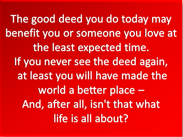 Why you want to do good deeds.. pic.twitter.com/apyg1R9YOW