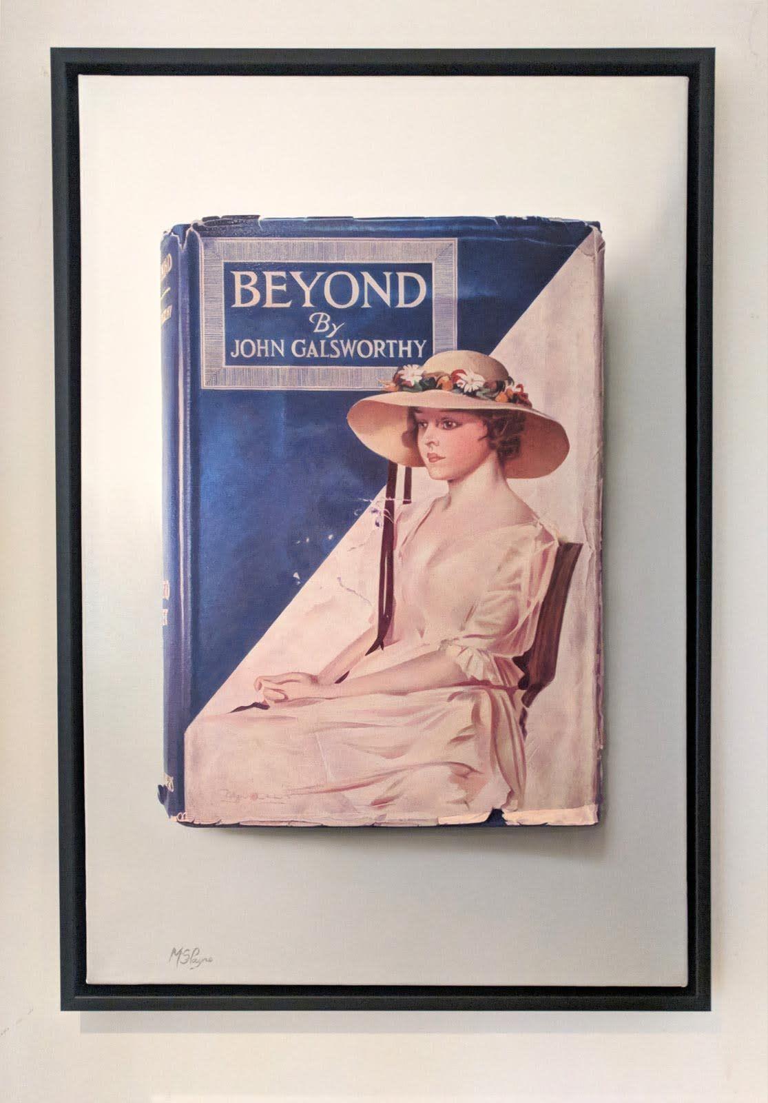 Artwork name beyond artist mark payne size 24 x 36