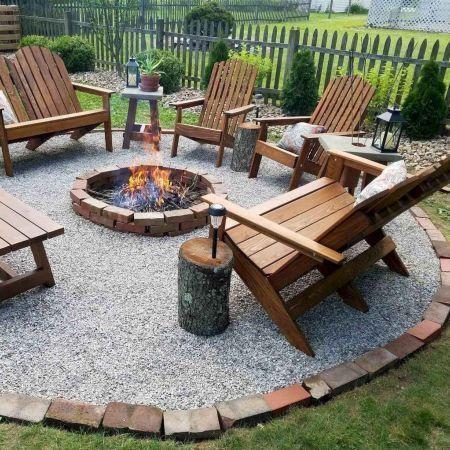Photo of 7 impressive backyard fireplaces Design ideas for the small budget – futuristic
