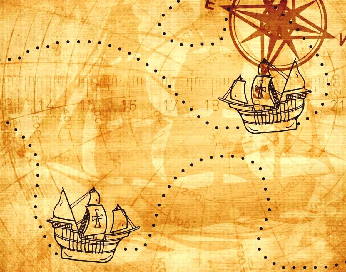 X Middot Old Treasure Map Wallpapers Wallpaper Zone | Maps ...