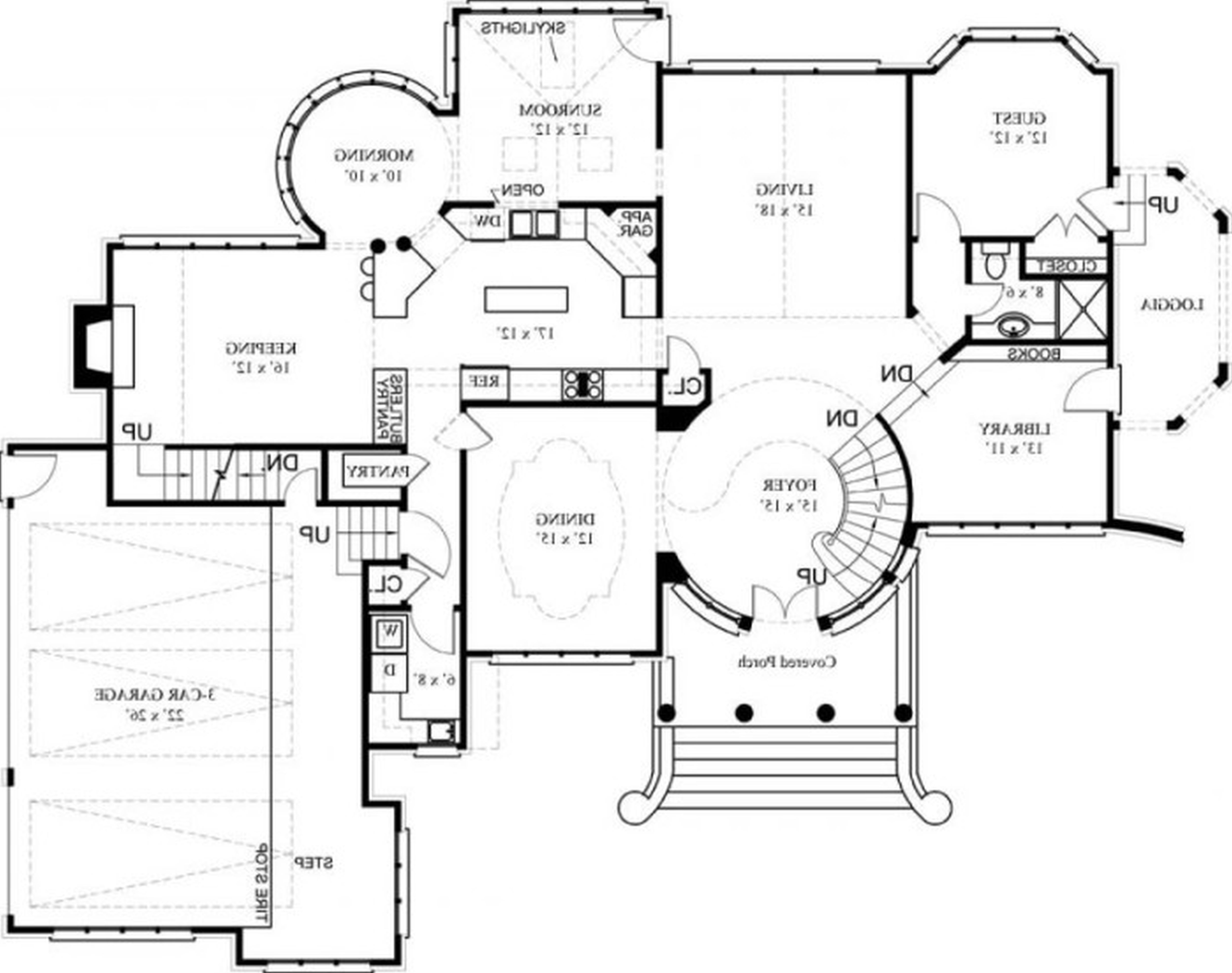 Breathtaking House Designers Blueprint Great House Beautiful Living Rooms Scenic Implements