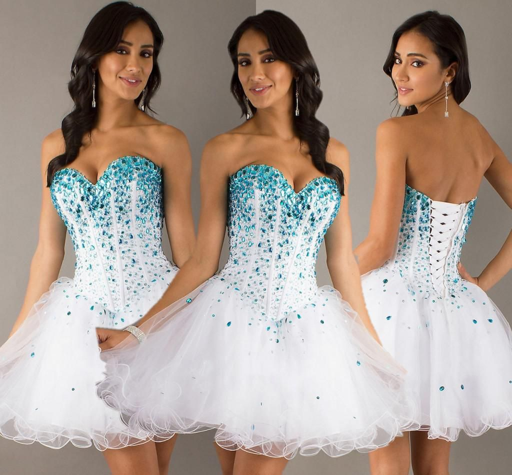 Cheap Cheap Prom Dresses - Discount 2015 Short Prom Dress ...