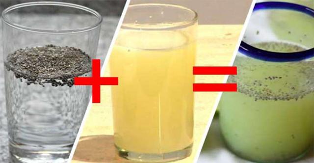 La Salud Ante Todo.: Combina chia con este poderoso ingrediente y no so...