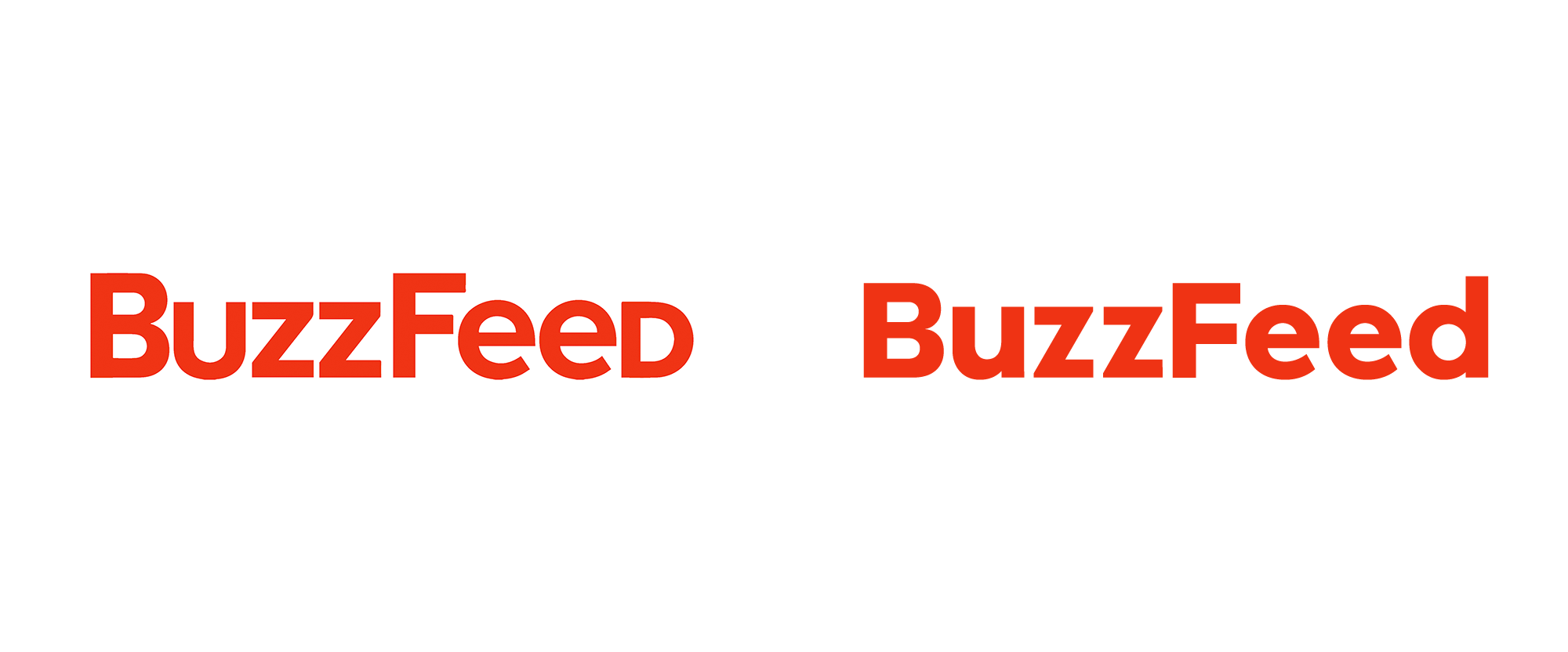 New Logo For Buzzfeed Typography Branding Logos Graphic Design Firms