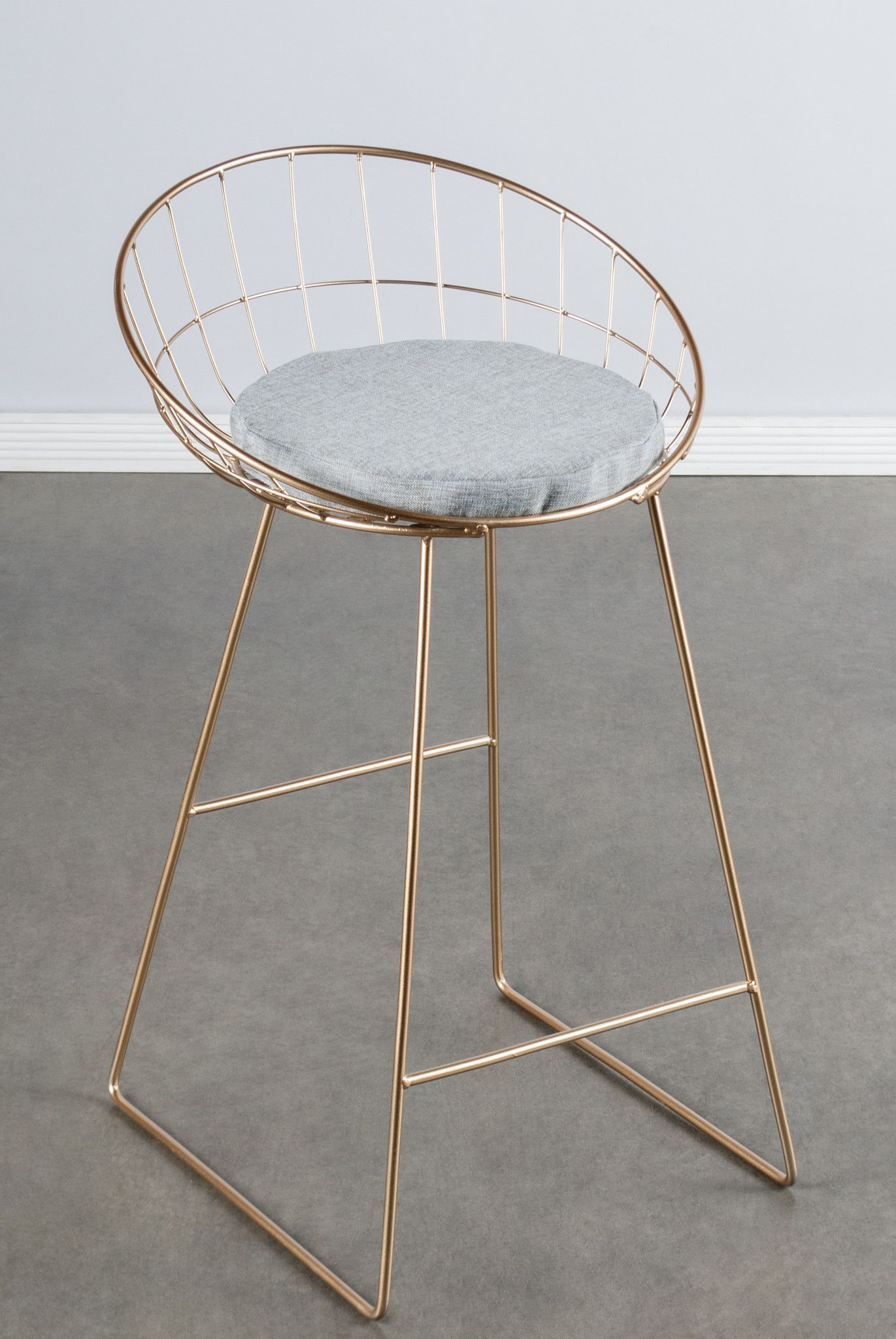 T414G-Kylie Bar/ Counter Chair   10 pounds, November and Linens