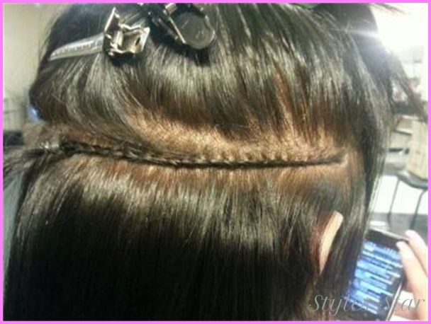 Cool Sew Hair Extensions Cost Hair Extensions Cost Hair Styles Sew In Hair Extensions