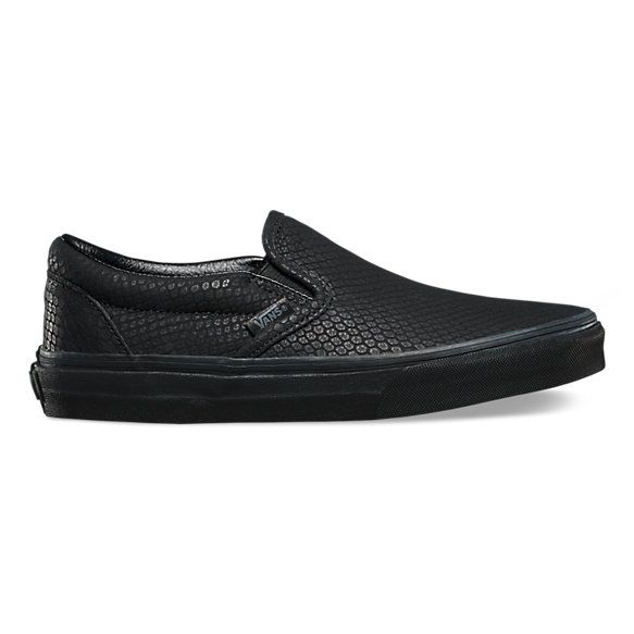 Slip On | Shop Womens Shoes | Leather slip ons, Slip on