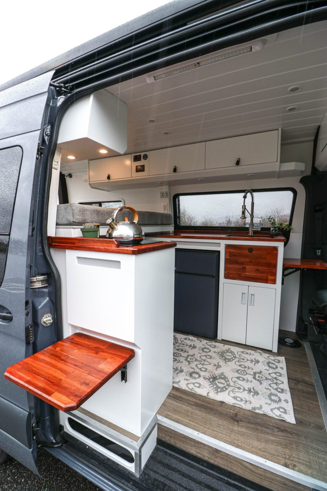 Driftin And Dreamin Freedom Vans Ford Transit Camper Ford Transit Camper Conversion Transit Camper Conversion