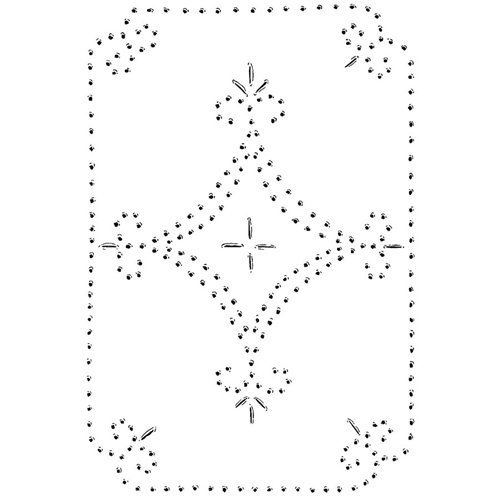 Mesmerizing image regarding printable tin punch patterns free