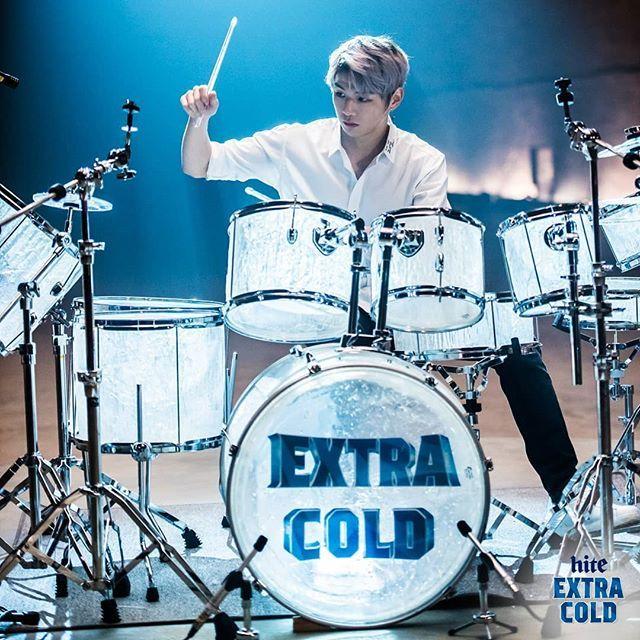Hite Extra Cold X Kang Daniel #kangdaniel