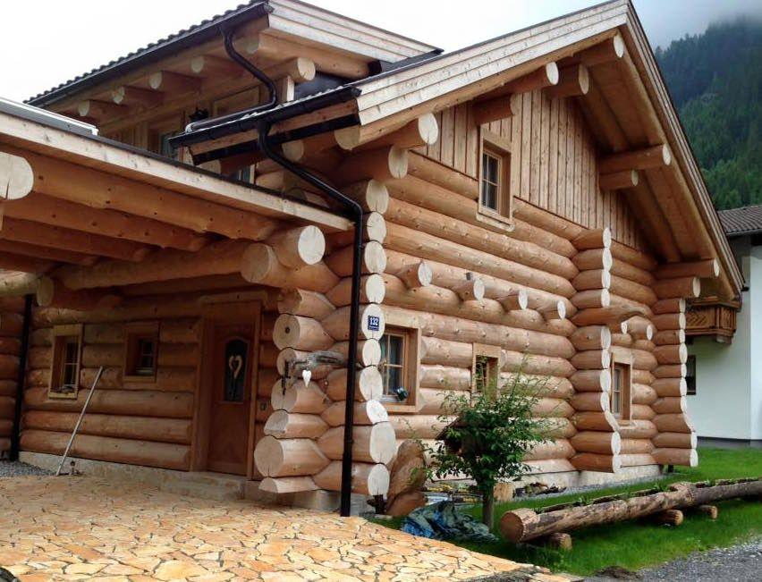 Pin von Derick auf wooden&bamboo house Naturstammhaus