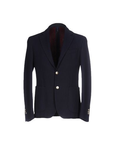 DOMENICO TAGLIENTE Men's Blazer Dark blue 42 suit