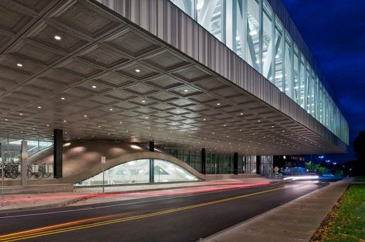 milstein hall at cornell university / oma | building, architecture
