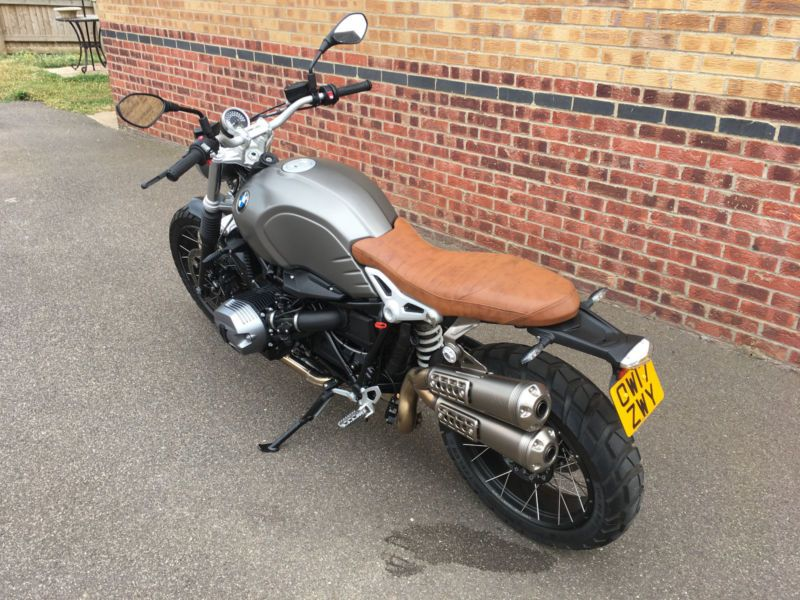 BMW R Nine T Scrambler X | Custom Motorcycles For Sale In