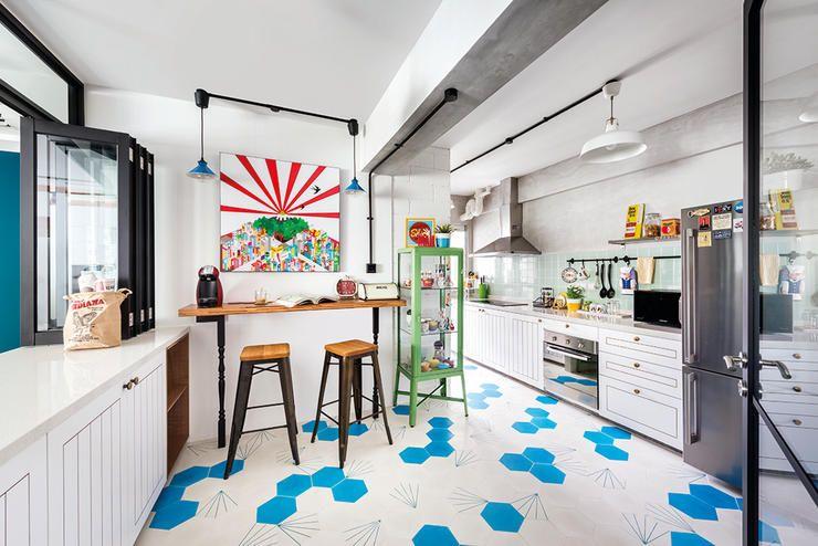 for Singapore kitchen design ideas