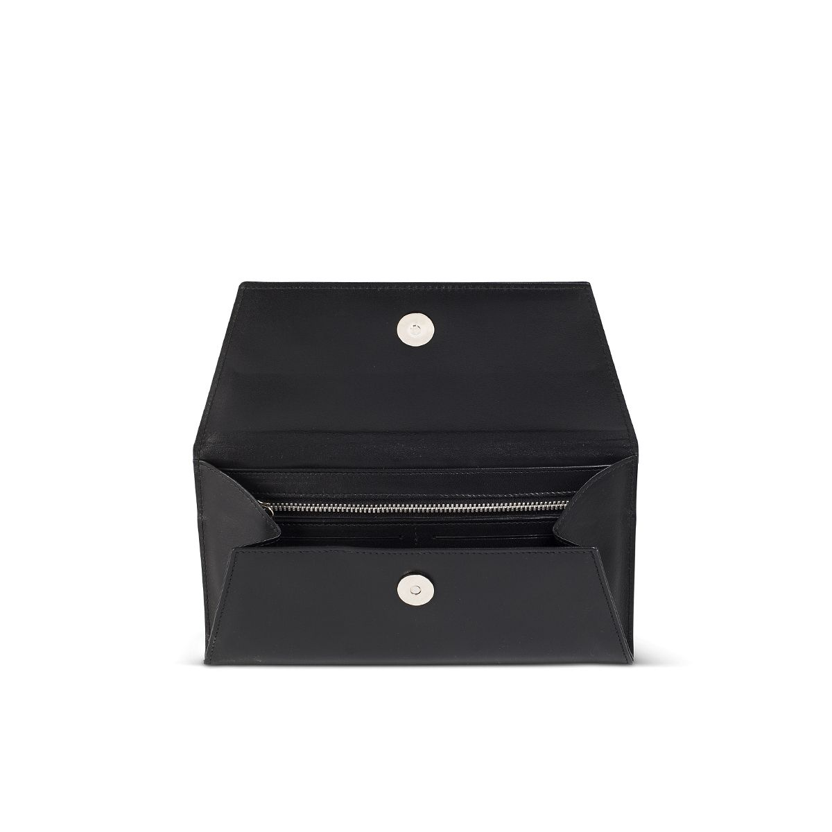 Talvikki Envelope Wallet Black | Lumi Accessories | SLGs