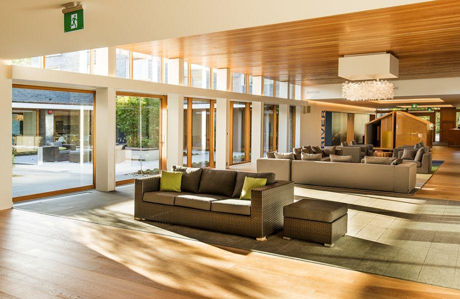 Ronald Mcdonald House Vancouver Google Search Hospitality House Farmhouse Stools Home Interior Design