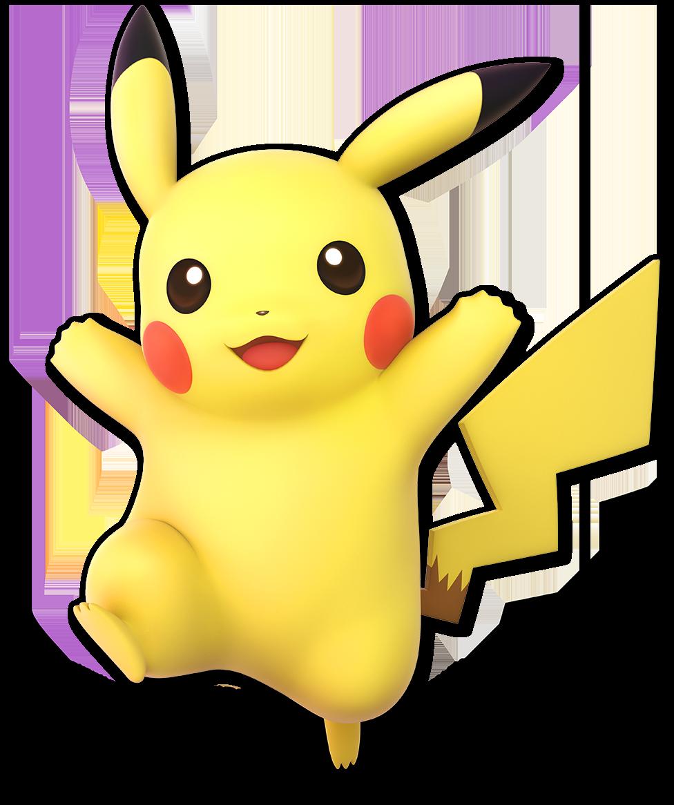 Pikachu In Super Smash Bros Ultimate Super Smash Brothers Ultimate Smash Bros Super Smash Bros Characters Super Smash Bros