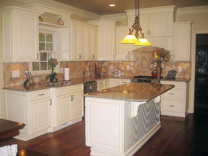 Kitchen Cabinets Showrooms kitchen cabinet showrooms | showroom: del mar - cream glaze