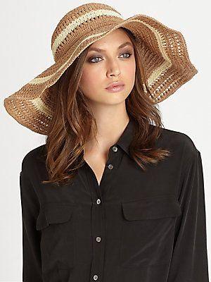 Helen Kaminski Navarre Raffia Hat