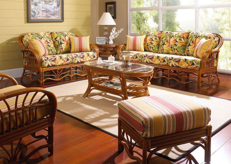 Livingroom Rattan Furniture Living Room Indoor Wicker Furniture