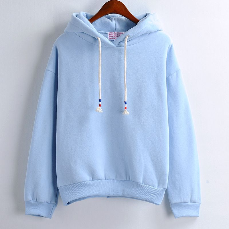 4a2c0e0f korean fashion sweet pastel fleece hoodie from Cute Kawaii ...