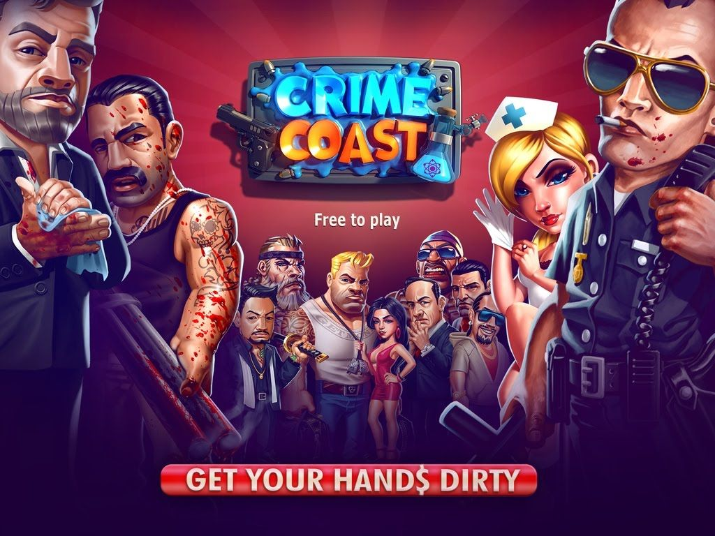 Crime coast gangsters paradise free on android ios