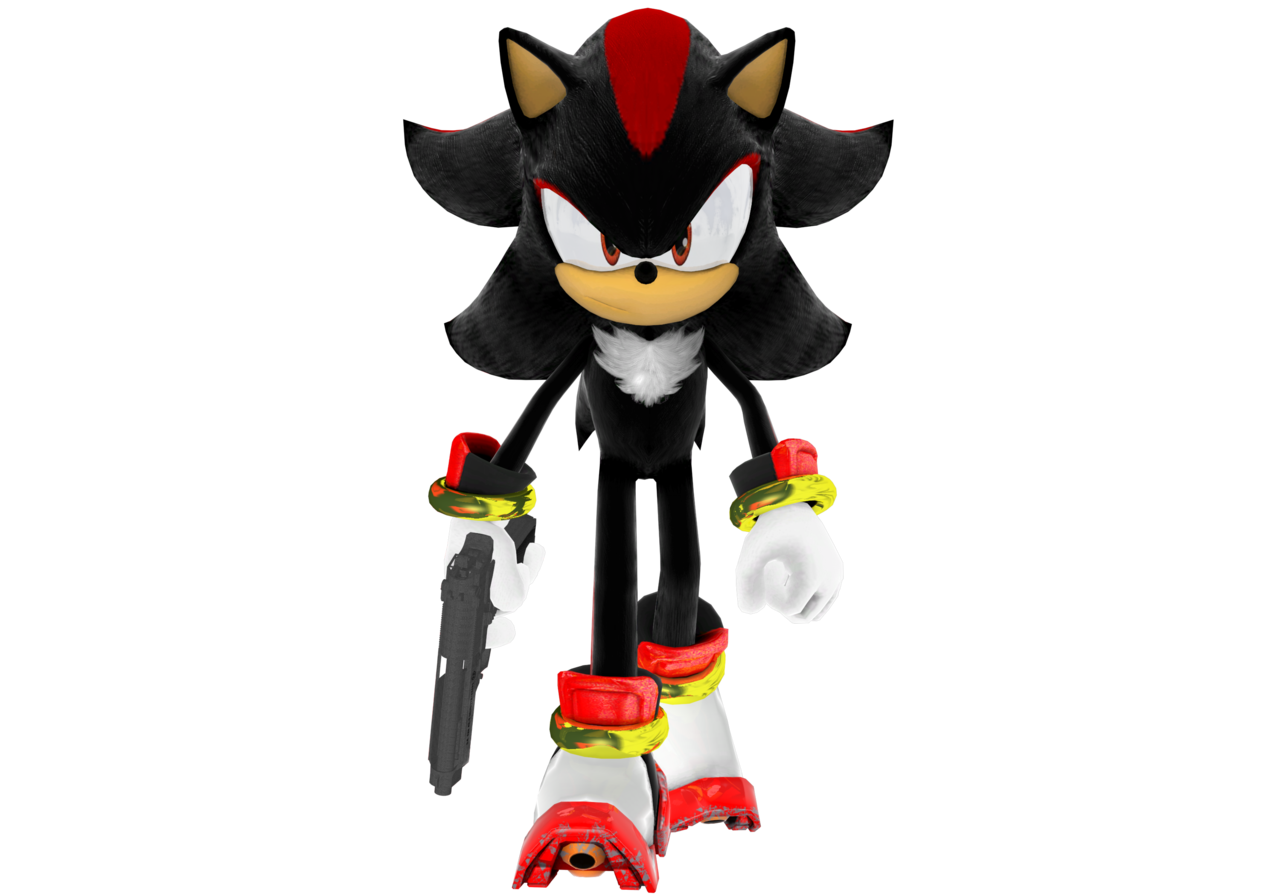 Shadow The Gunner Updating Skill By Eggmanteen On Deviantart Shadow The Hedgehog Sonic And Shadow Silver The Hedgehog