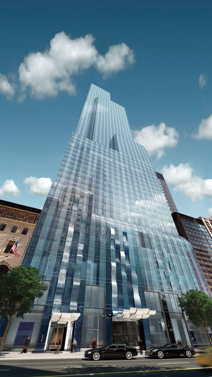 Here's What New York's New Most Luxurious Condo Will Look