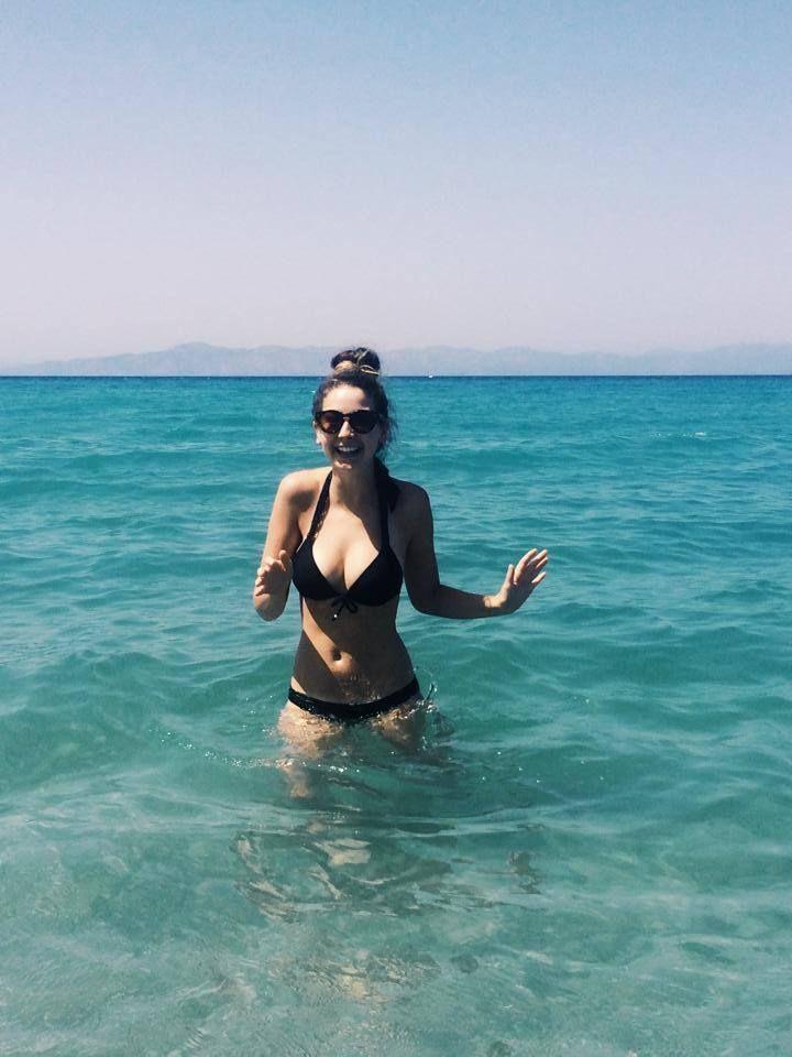 Zoe Sugg Bikini