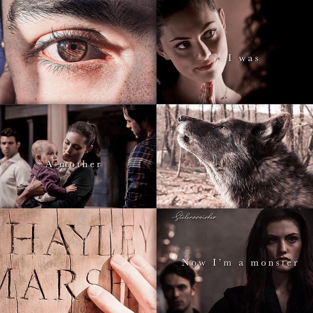 Tvd To Legacies On Instagram Hayley Or Rebekah Hayley X Aesthetic Comment To Vampire Diaries The Originals Werewolf Aesthetic Queen Aesthetic