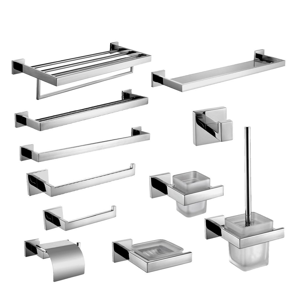 Stainless Steel Bathroom Accessories And Holders Stainless Steel Bathroom Accessories Bathroom Hardware Set Bathroom Accessories Sets