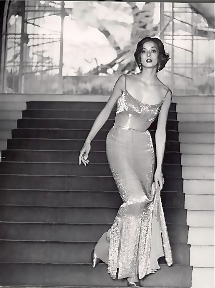 Fashion photography by Gordon Parks, 1959
