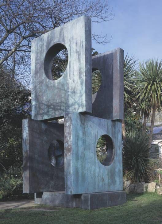 Dame Barbara Hepworth, 'Four-Square Walk Through' 1966