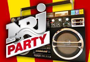 NRJ Party - Une Webradio aux sons Pop, Hip Hop et R des années 80 et 90!