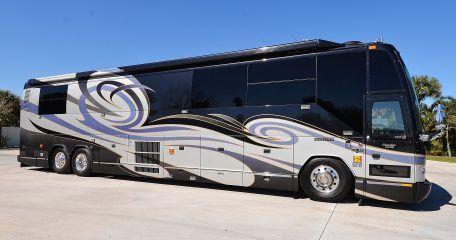 Luxury Motorhomes For Sale Luxury Motorhomes Motorhome Bus Wrap