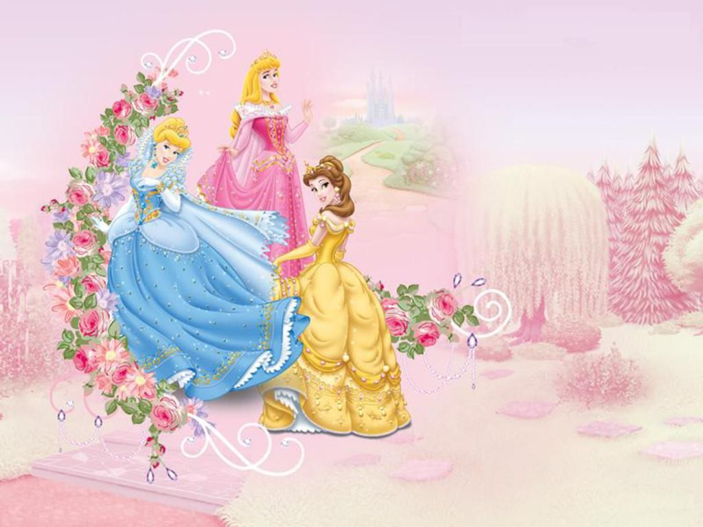 disney princesses images wallpapers