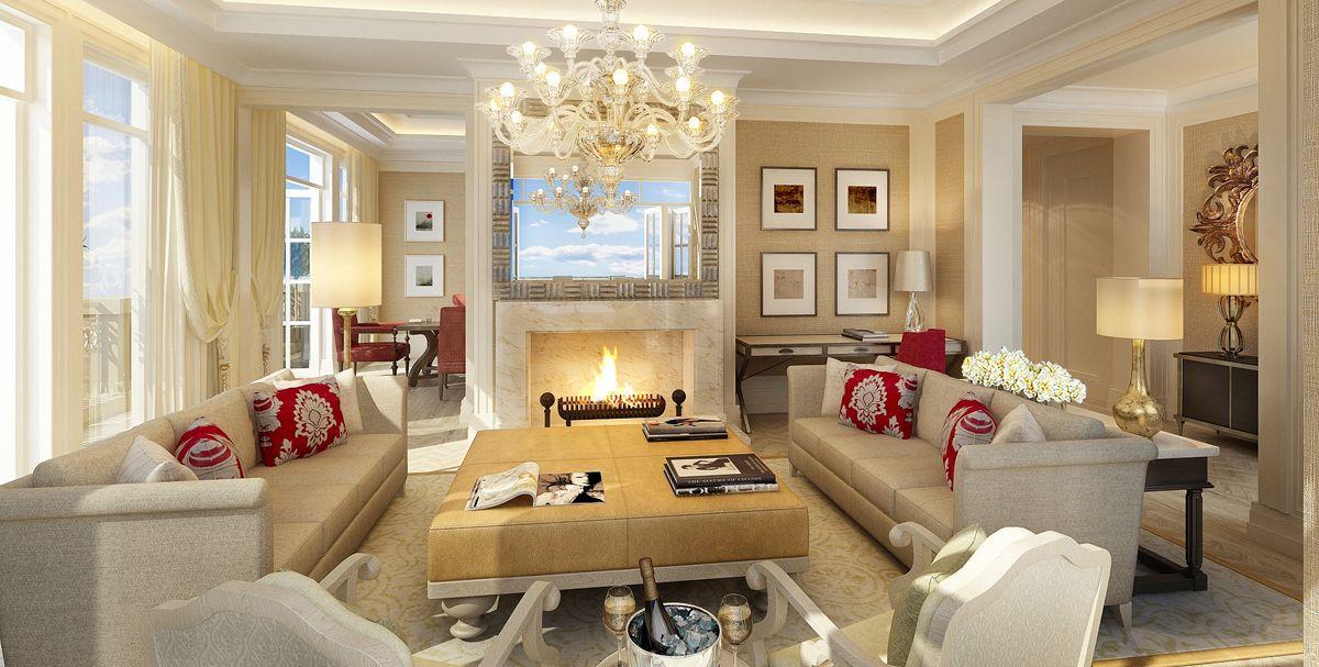 A Design Luxury Interior And Architectural