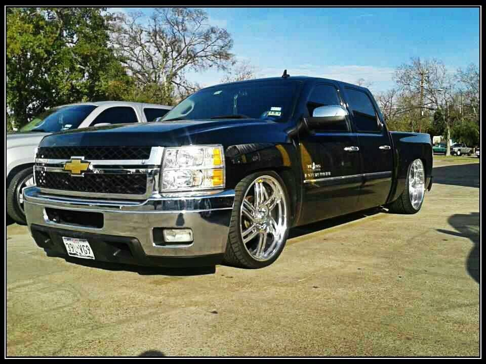 Dropped chevy!