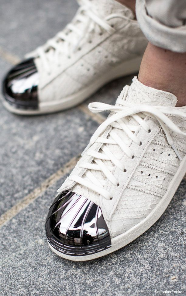 stan smith superstar argent