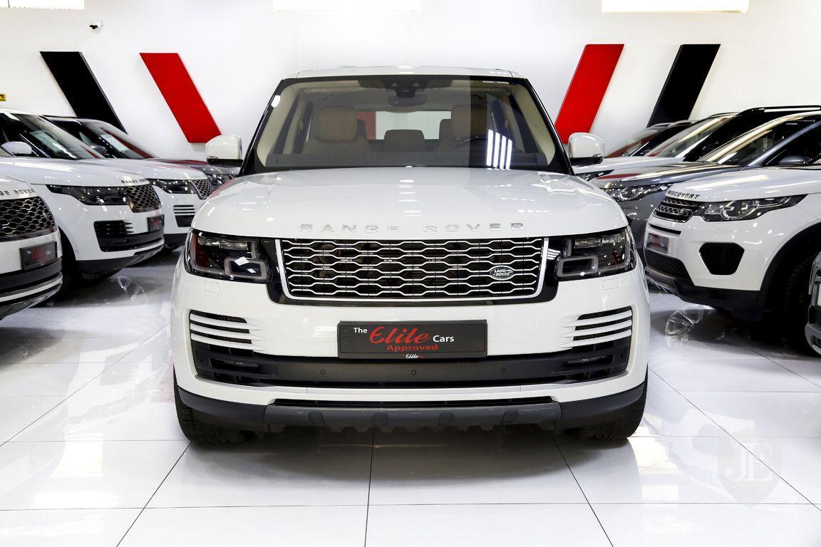2018 Land Rover Range Rover in Dubai, United Arab Emirates